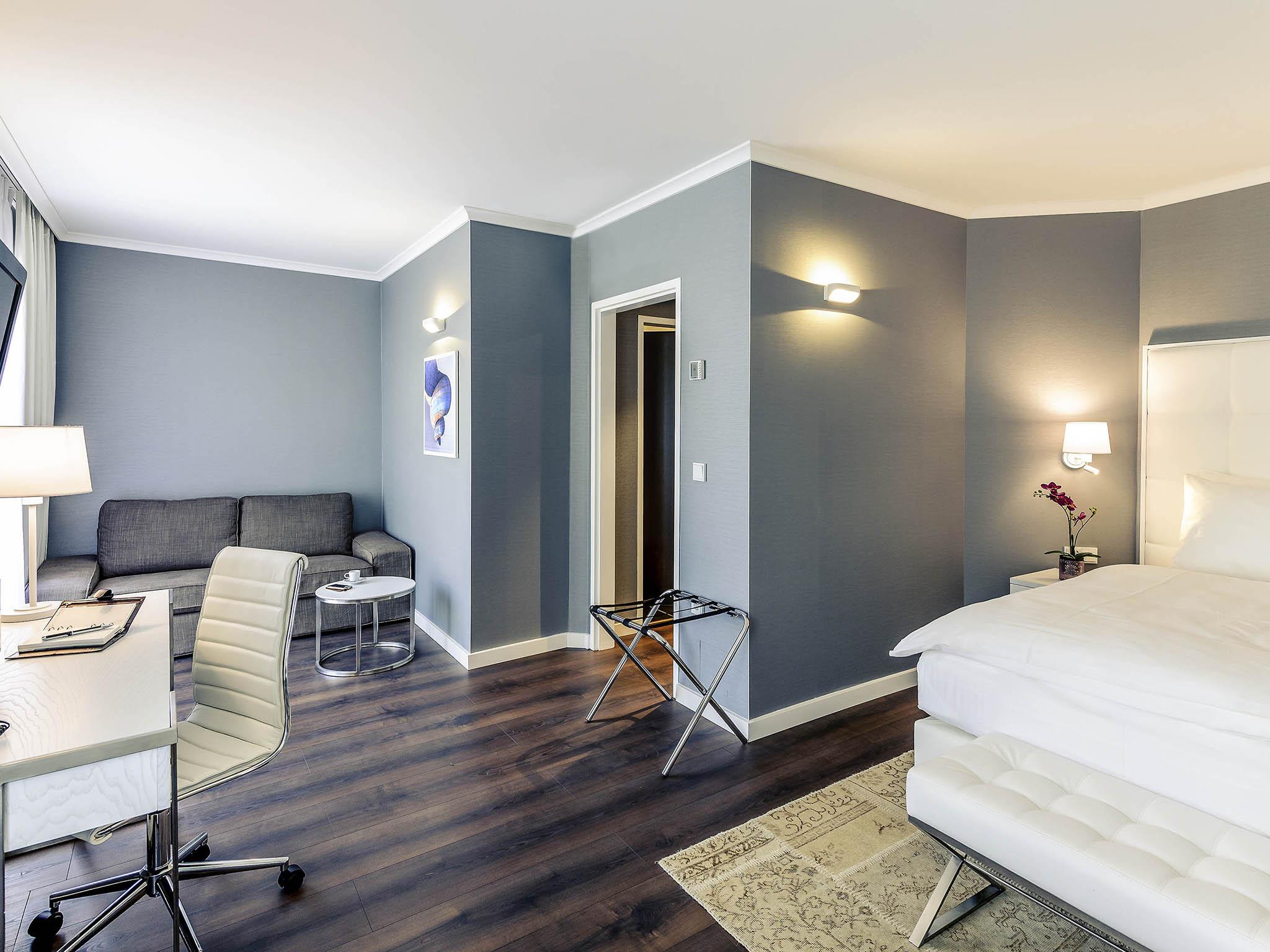 Hotell – Hotel Mercure Raphael Wien