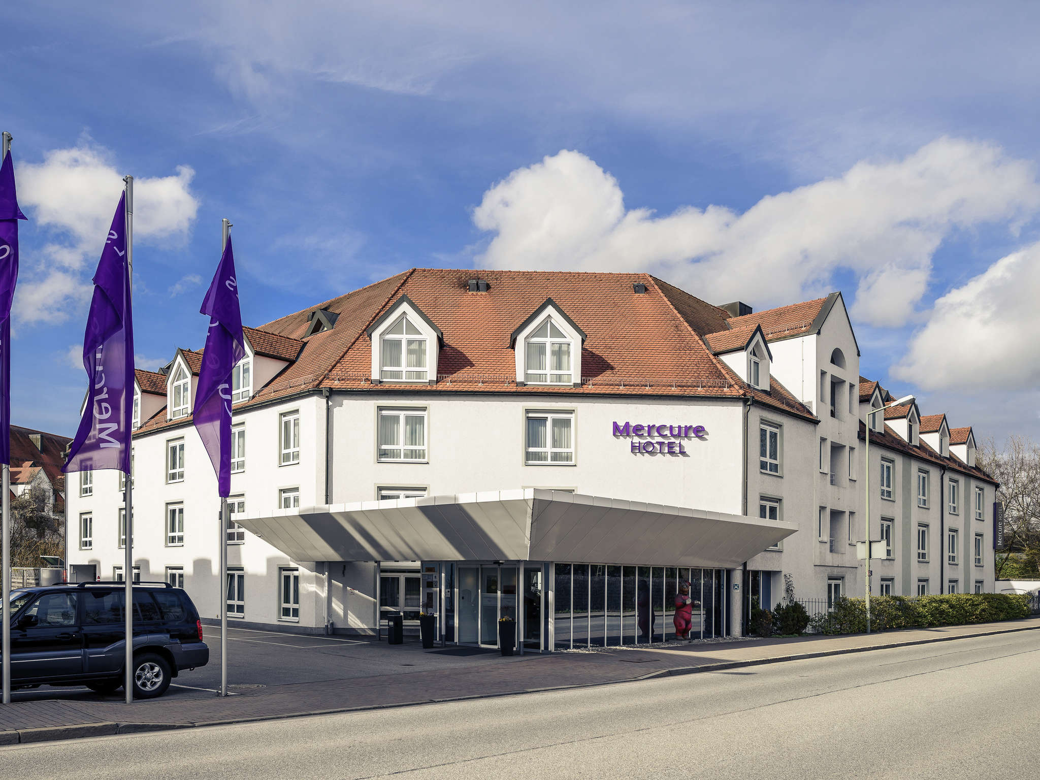 Otel – Mercure Hotel München Airport Freising