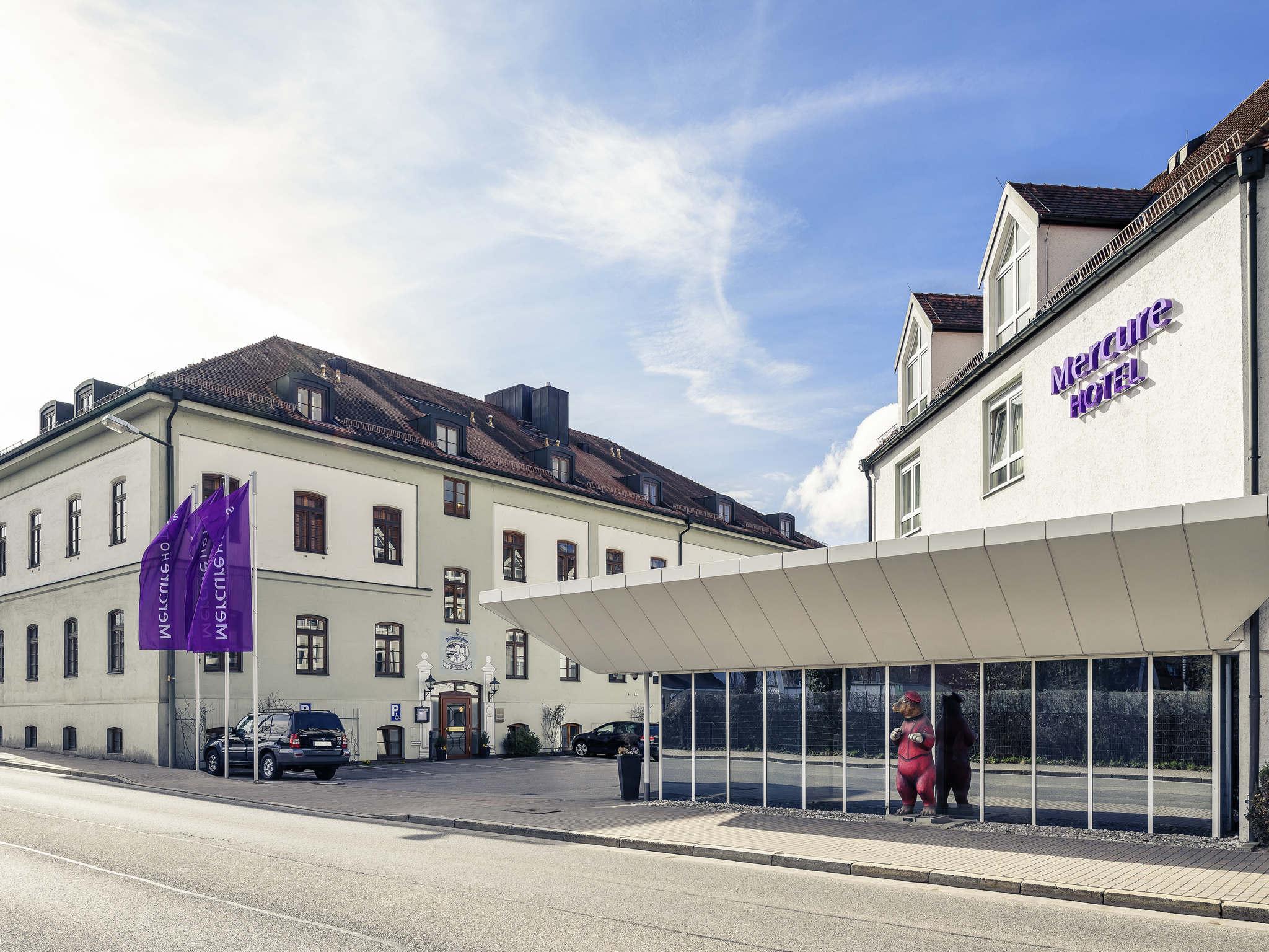 ... Hotel   Mercure München Freising Airport ...