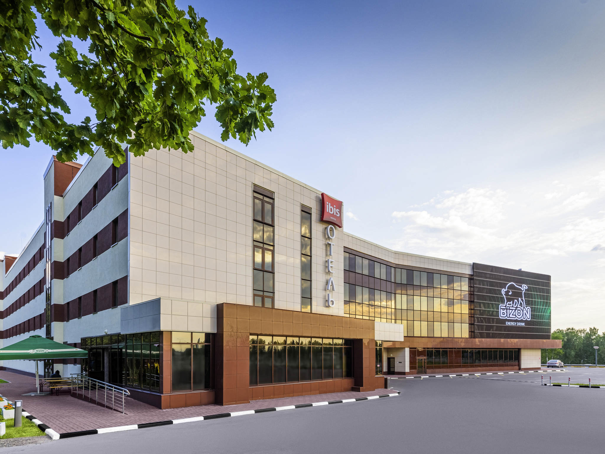 โรงแรม – ibis Moscow Domodedovo Airport
