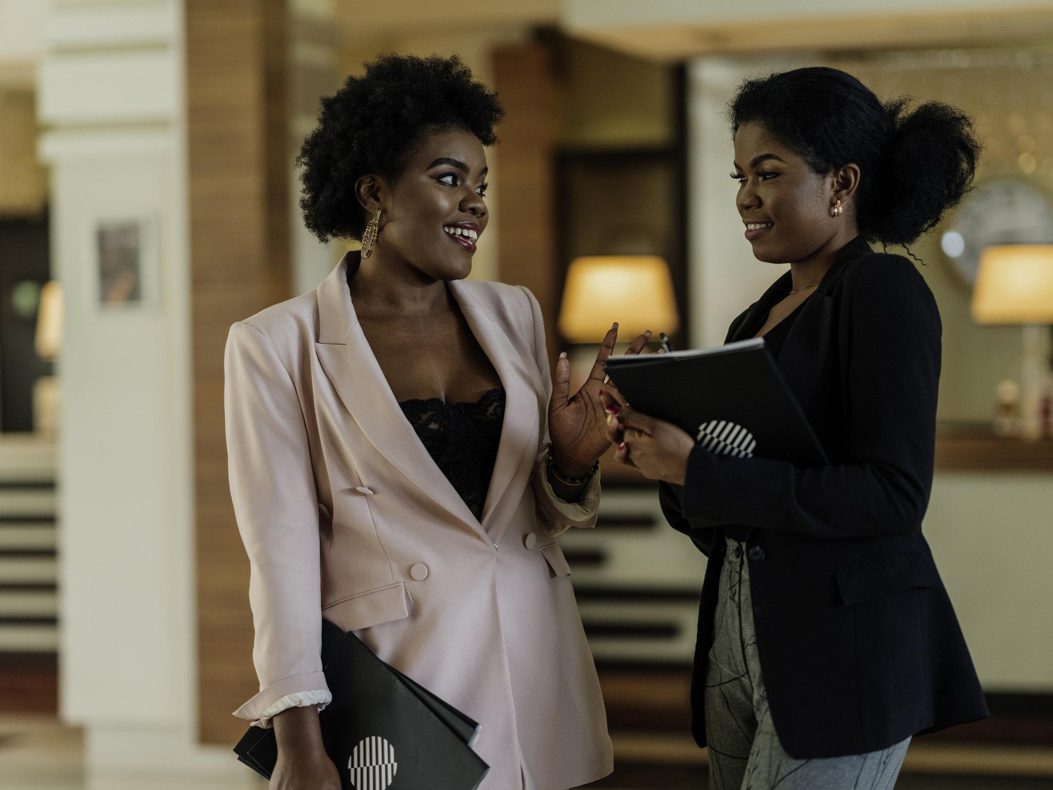 โรงแรม – Pullman Lubumbashi Grand Karavia