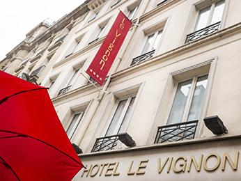 فندق لو فينيون Le Vignon
