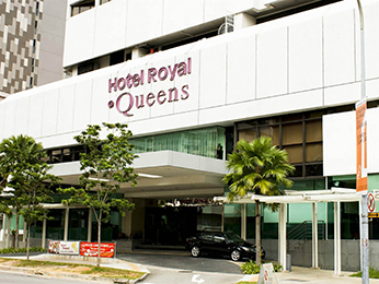 Hotel Royal@Queens