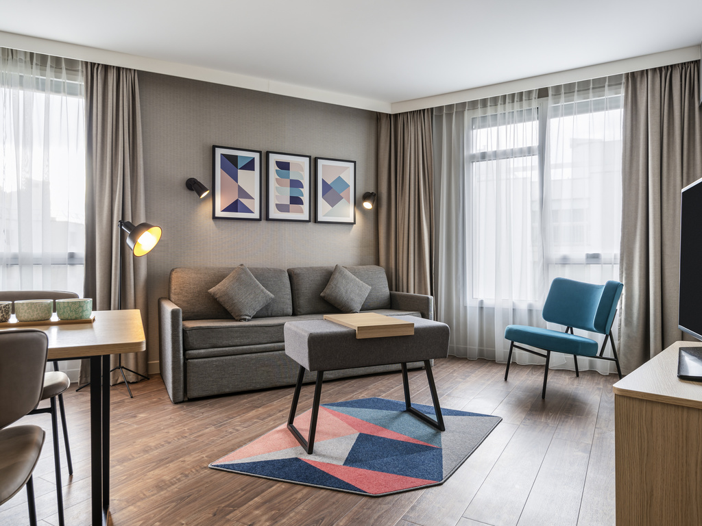 Aparhotel Adagio Paris Nation