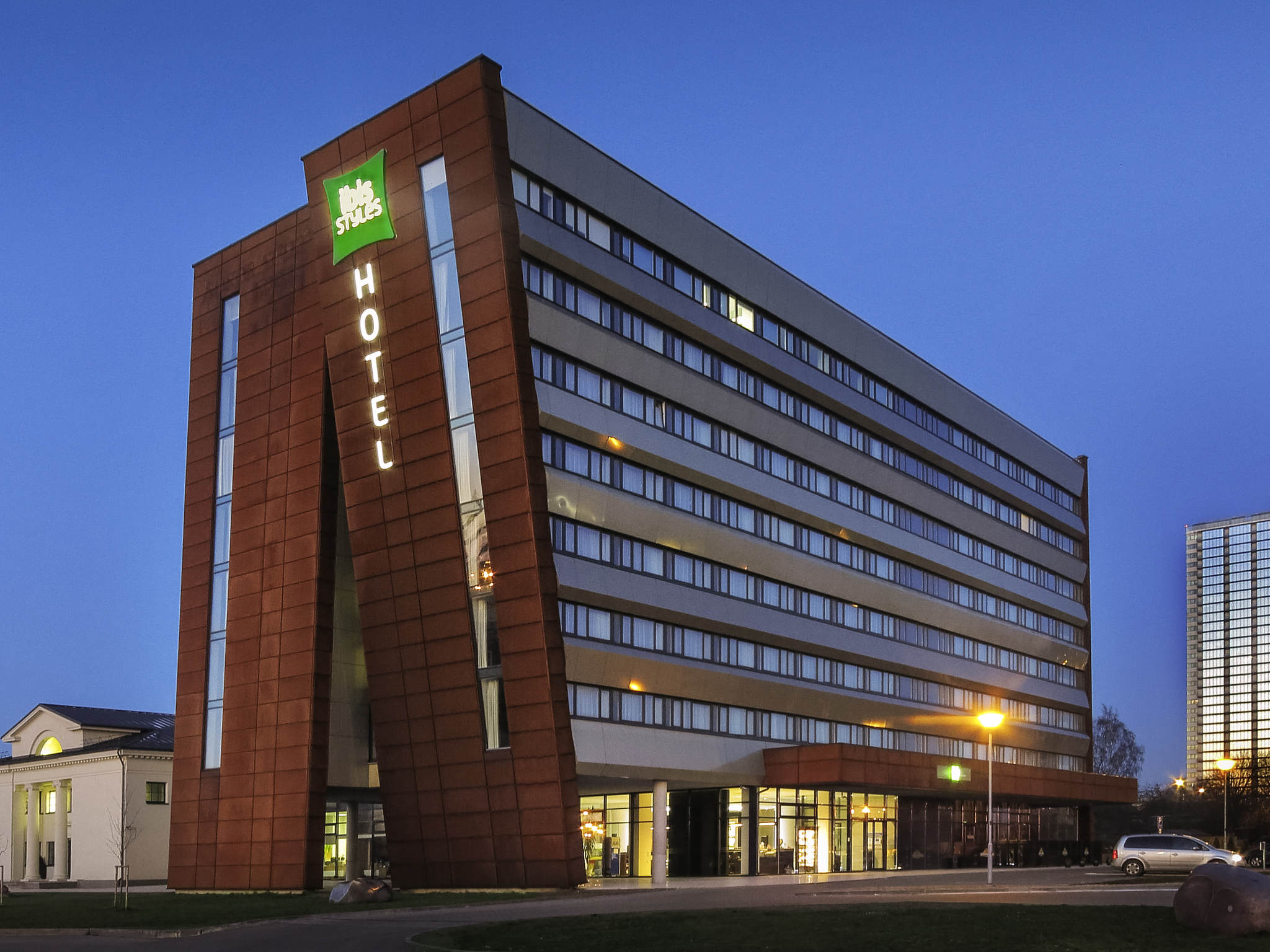 酒店 – ibis Styles Klaipeda Aurora