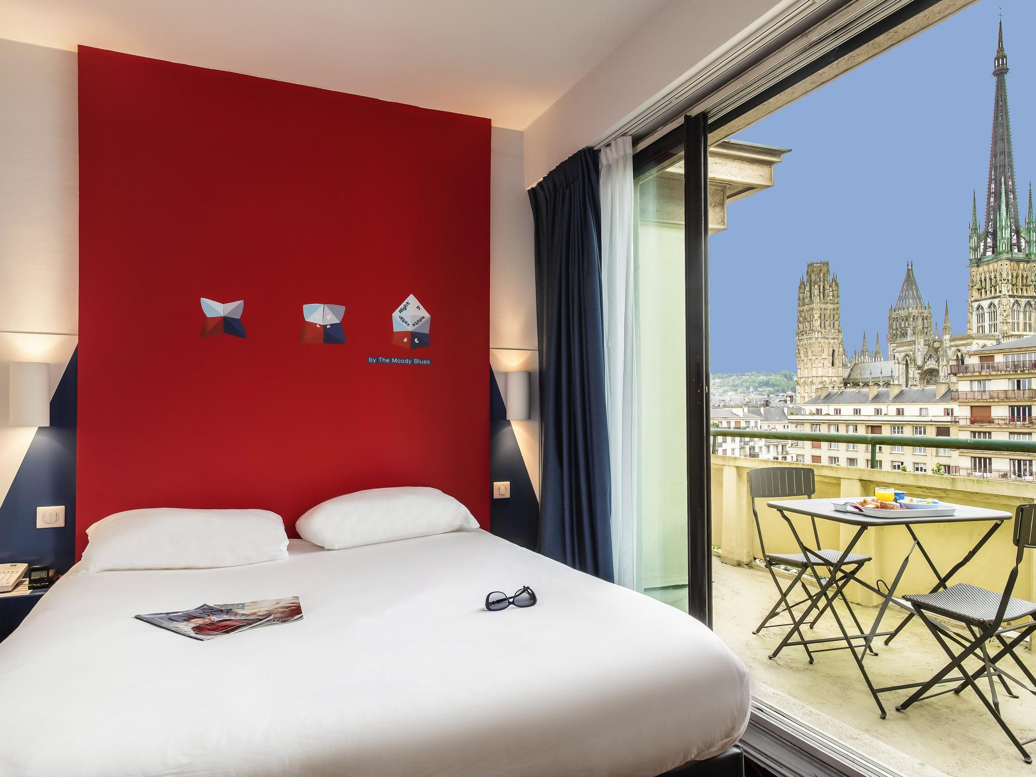 Отель — ibis Styles Rouen Centre Cathédrale