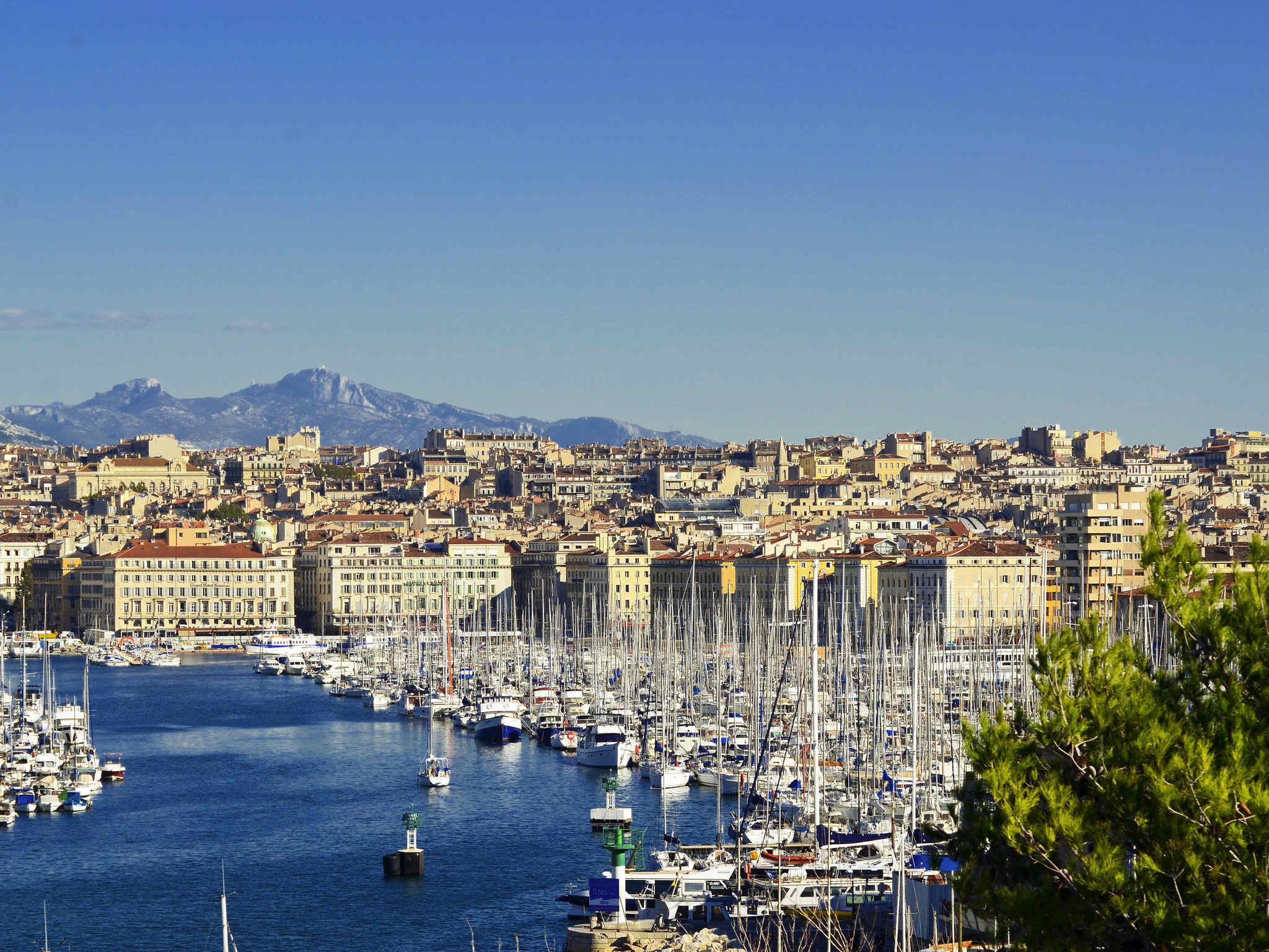Hotel In MARSEILLE Ibis Styles Marseille Vieux Port - Hotel ibis vieux port marseille