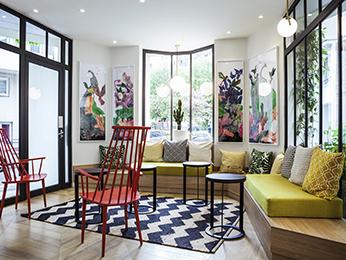 various design incredible prices fresh styles Hotel in Bagnolet - hotelF1 Paris Porte de Montreuil ...