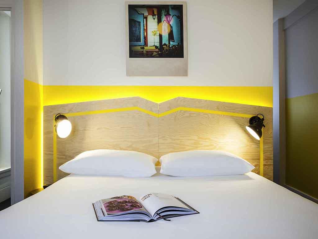 Cheap hotel paris ibis styles paris nation porte de montreuil - Hotel ibis budget paris porte de montreuil ...