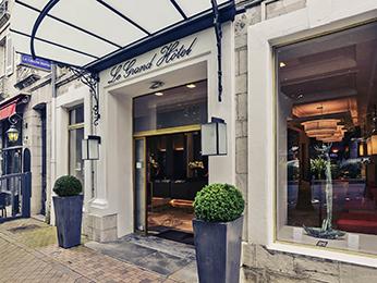 Hôtel Mercure Bayonne Centre Le Grand Hôtel