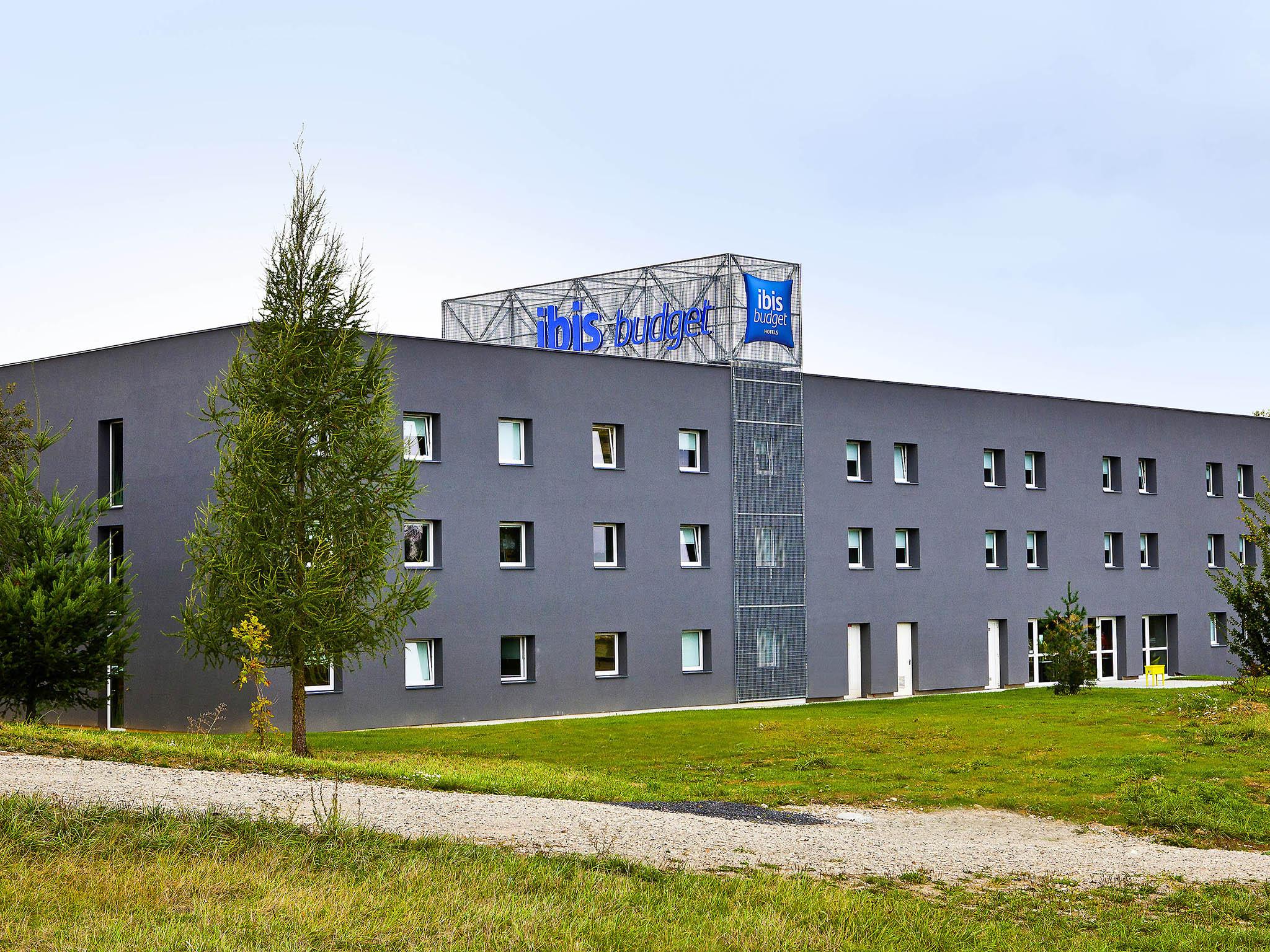 โรงแรม – ibis budget Sarrebourg Buhl