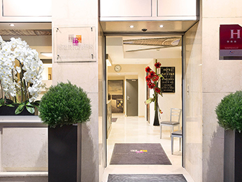 Hotel Du Plat D Etain