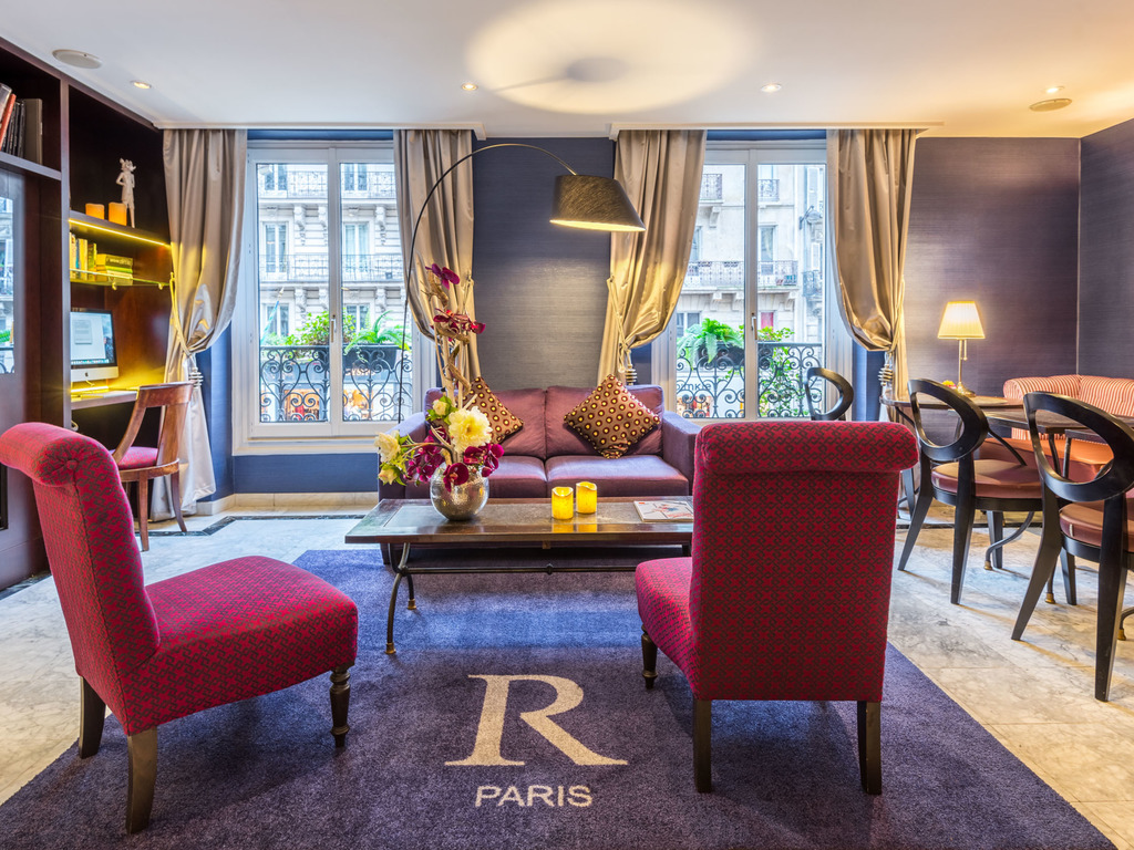Hotel in paris royal saint germain for Hotel saint germain