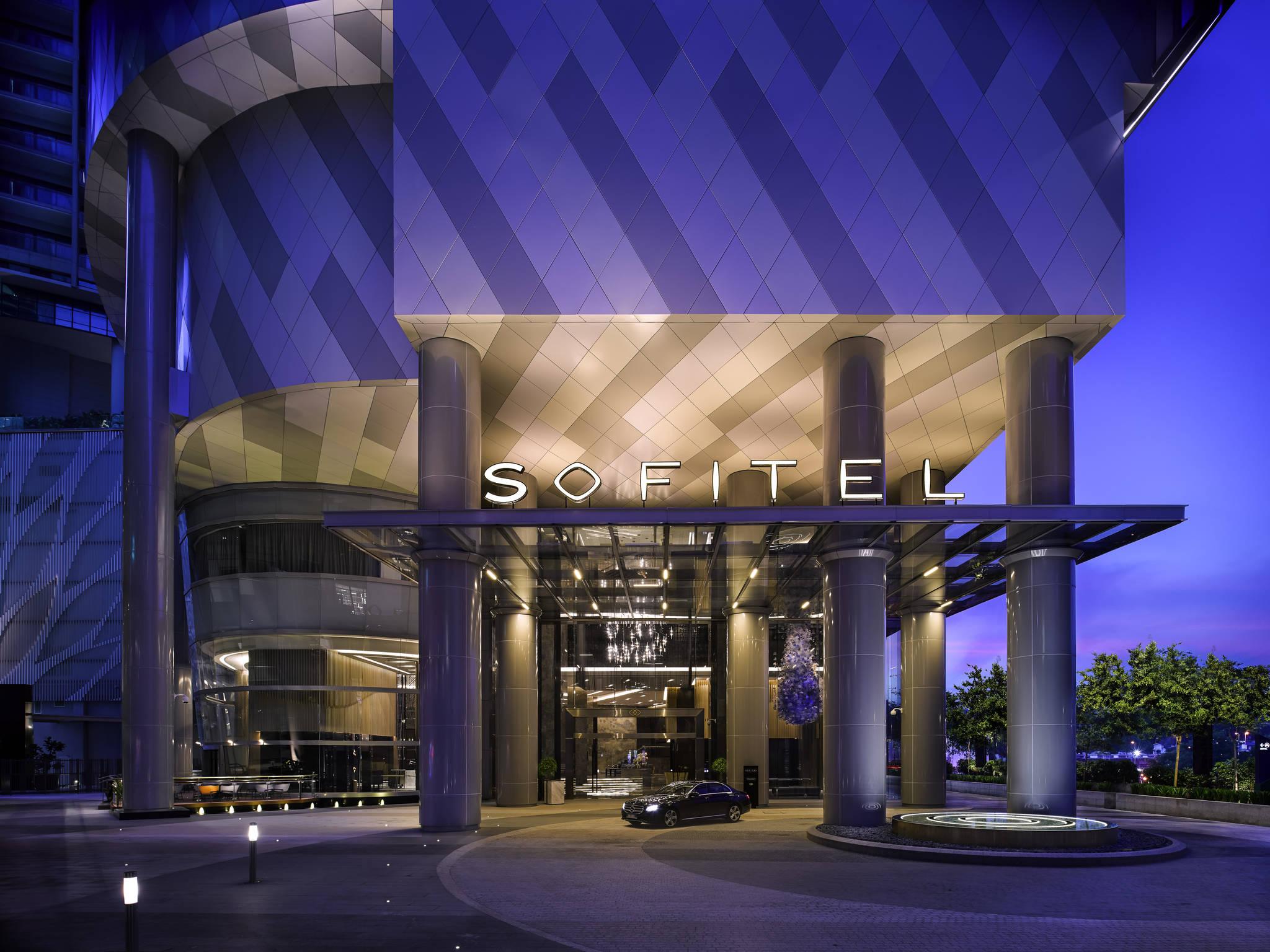 โรงแรม – โซฟิเทล กัวลาลัมเปอร์ ดามันซารา