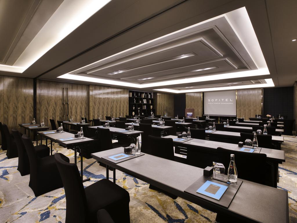 Luxury hotel KUALA LUMPUR – Sofitel Kuala Lumpur Damansara