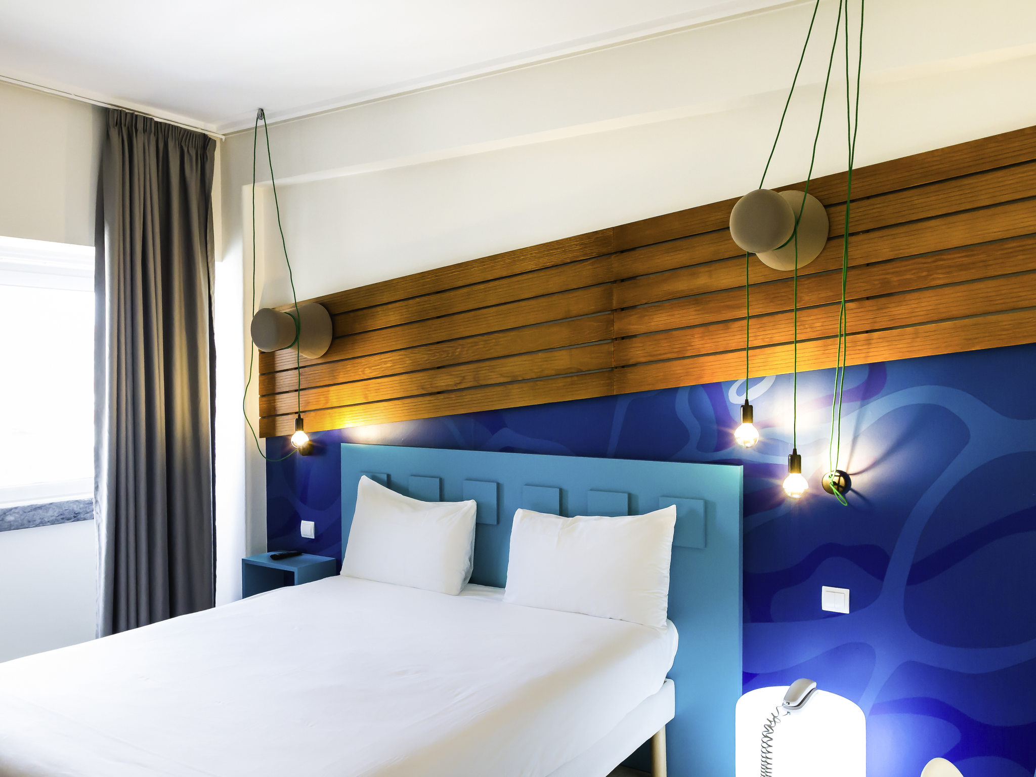 Hotel - ibis Styles Lisboa City Center