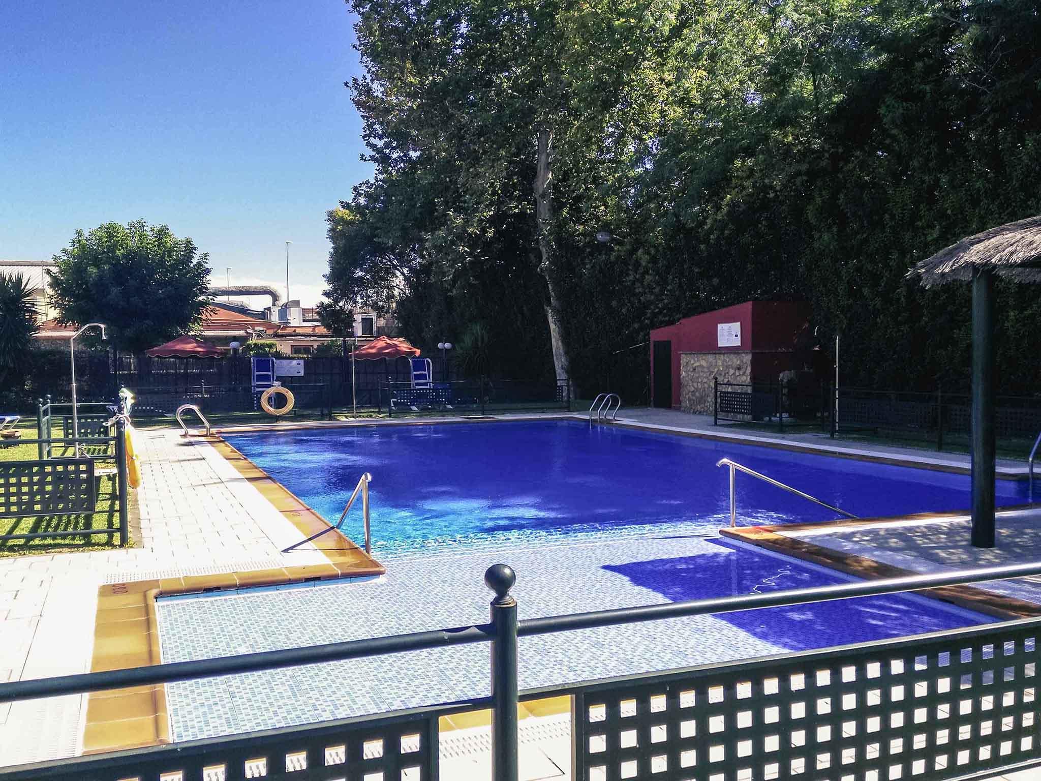 โรงแรม – Mercure Rio Badajoz