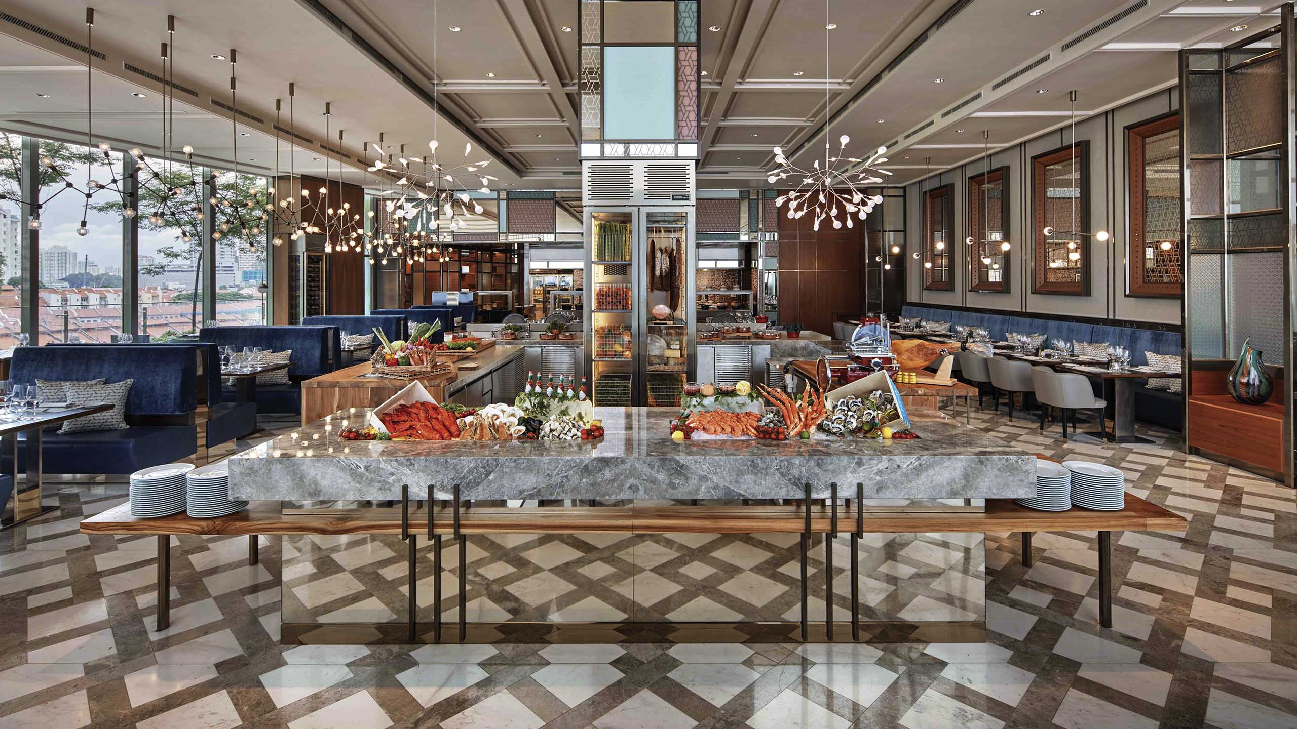 luxury hotel singapore – sofitel singapore city centre (opening