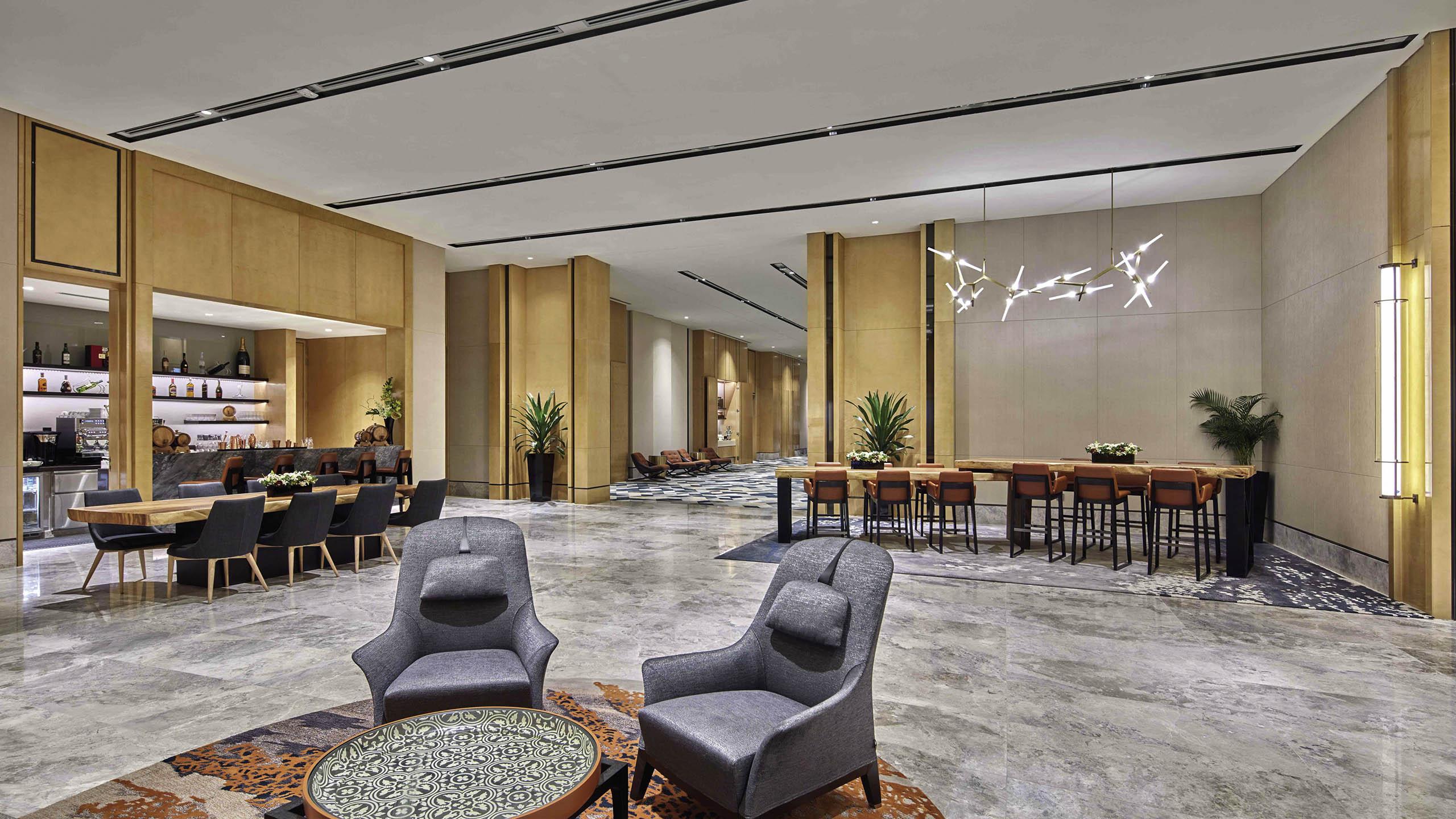 Luxury hotel SINGAPORE \u2013 Sofitel Singapore City Centre
