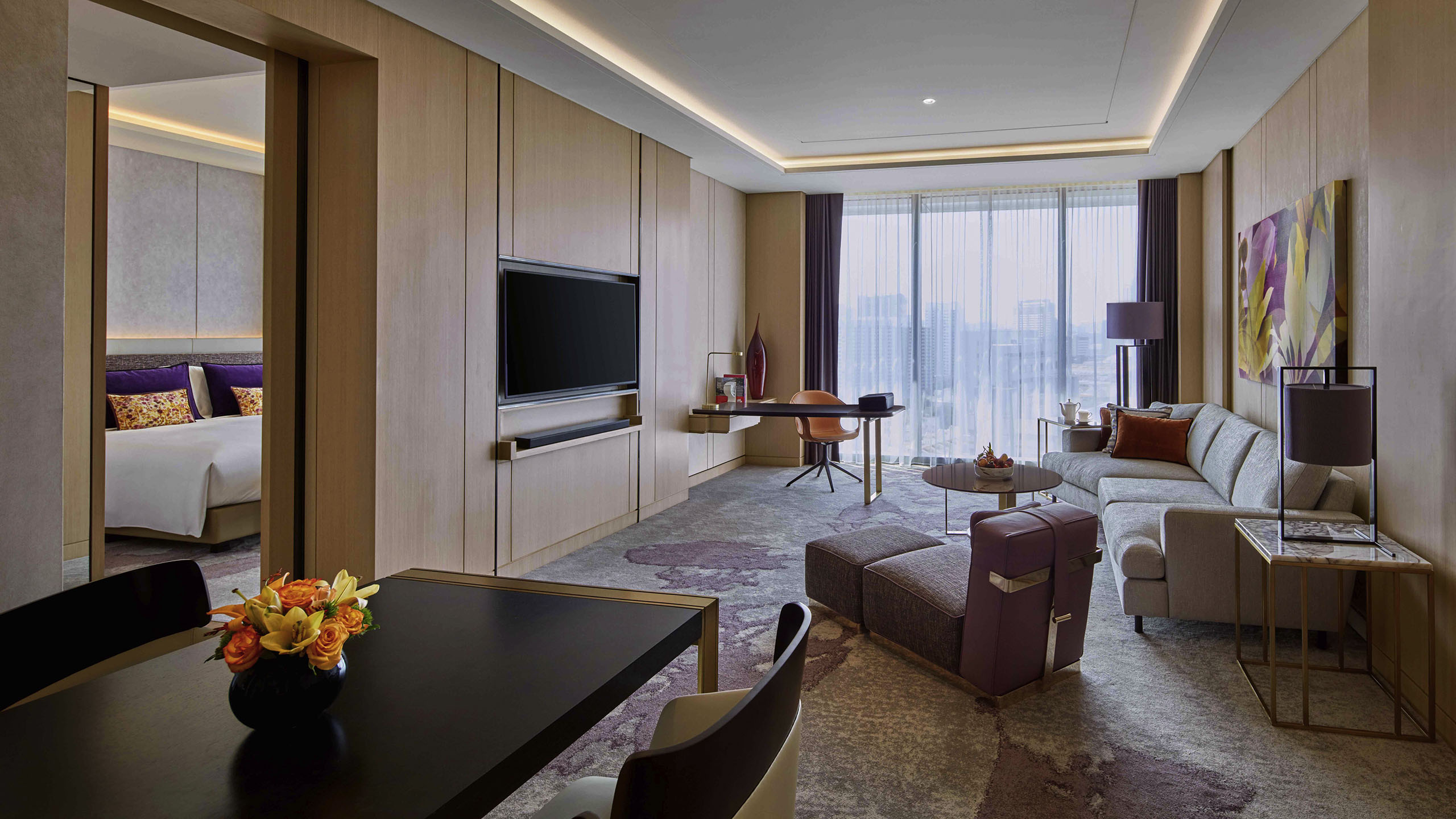Luxushotel SINGAPUR – Sofitel Singapore City Centre