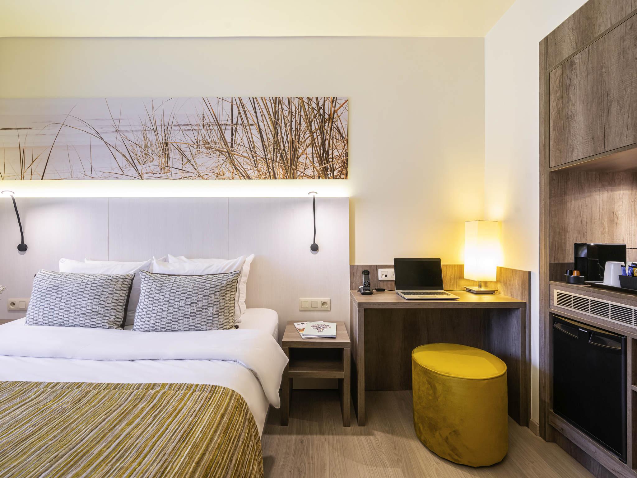 โรงแรม – โรงแรมเมอร์เคียว ออสเทนด์