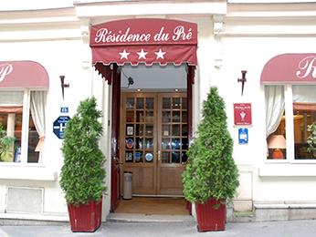 Hotel Residence Du Pre