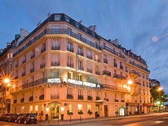 Hotel Pavillon Monceau