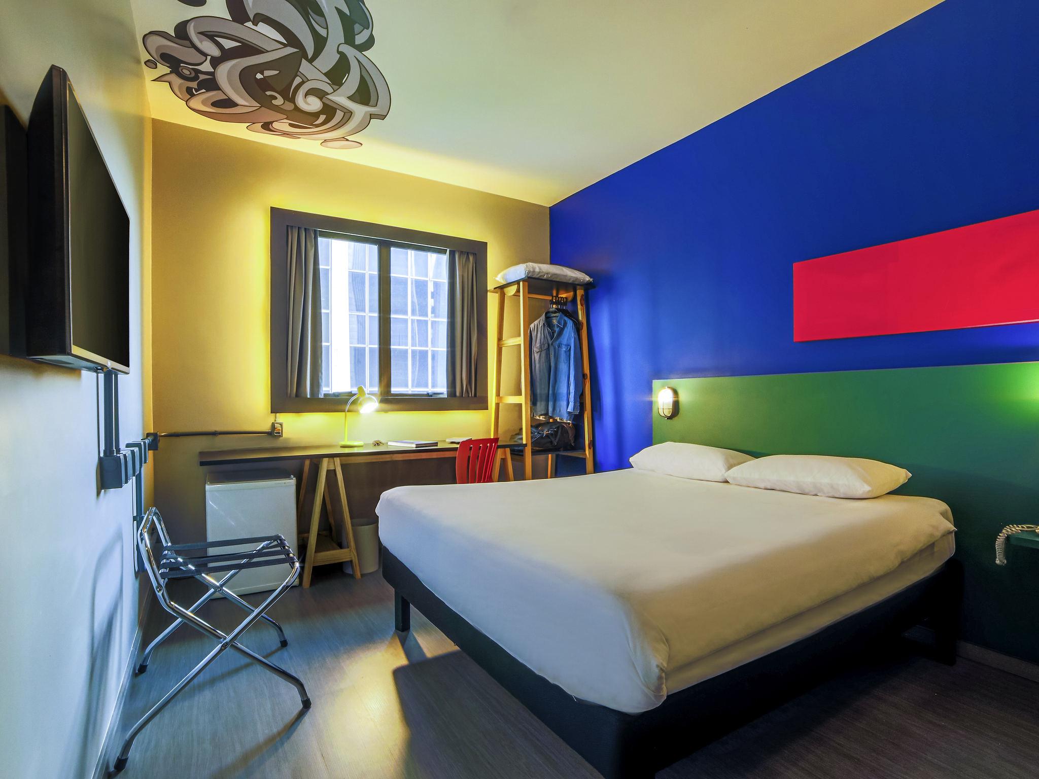 酒店 – 圣保罗法里亚利马宜必思尚品酒店