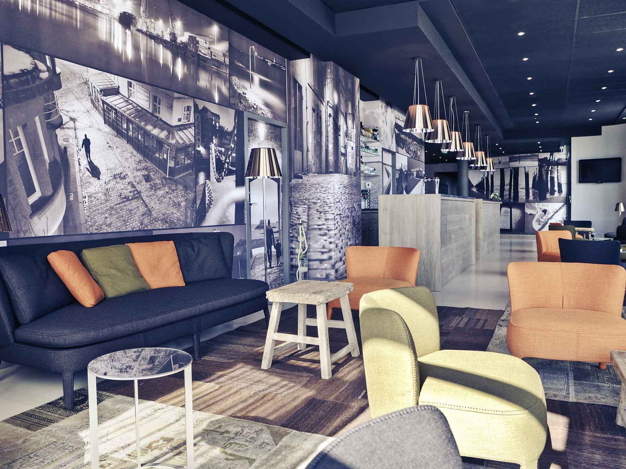 Hotel – Mercure Saint Malo Balmoral hotel