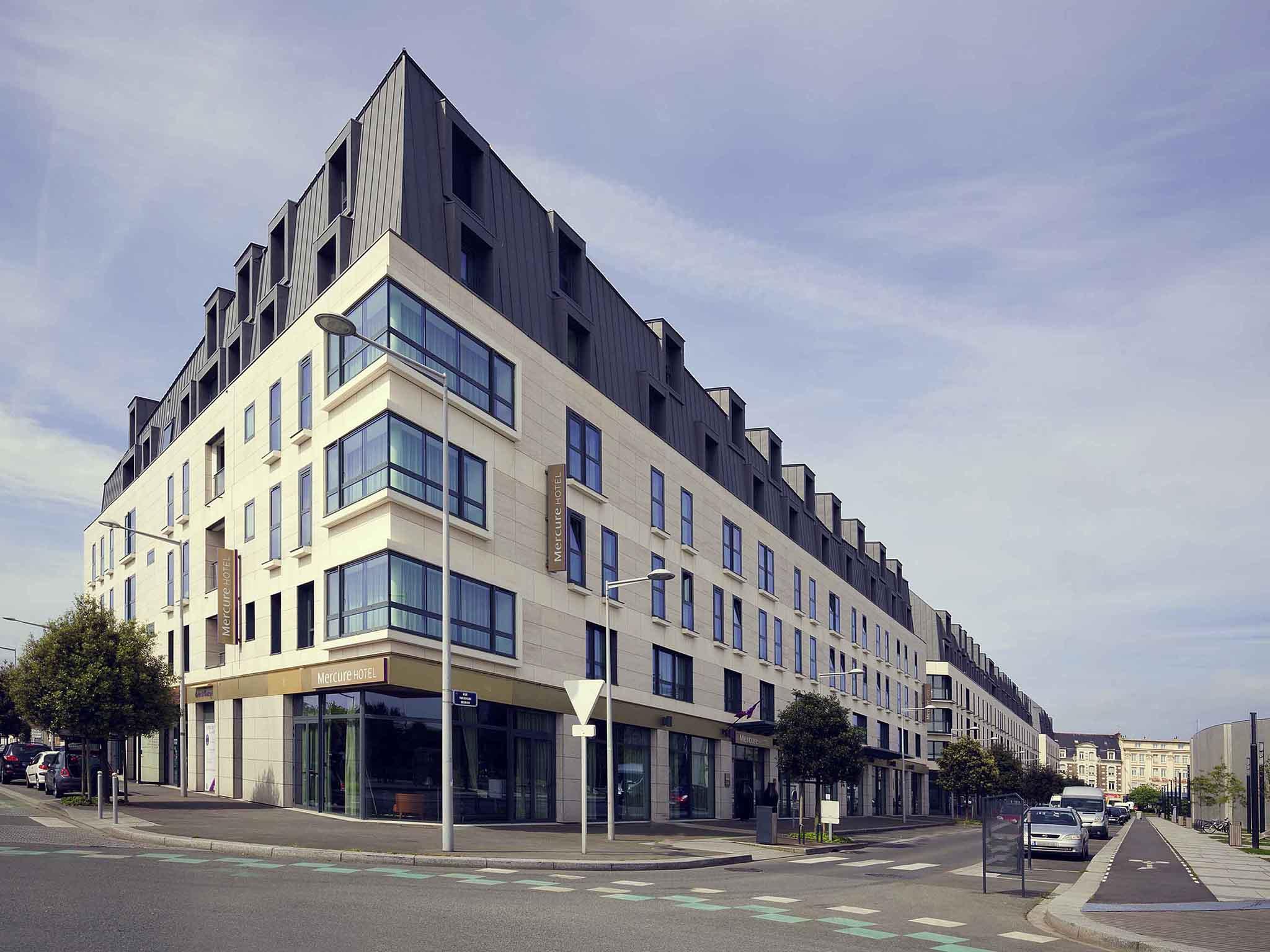 ... Hotel - Mercure Saint Malo Balmoral ...