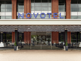 Novotel London Heathrow Airport T1 T2 and T3(Opening March 2018)