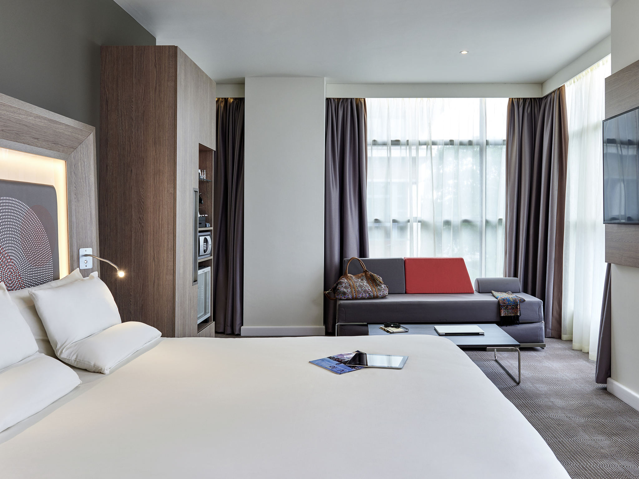Hotel In London Novotel London Heathrow Airport T1 T2 And T3