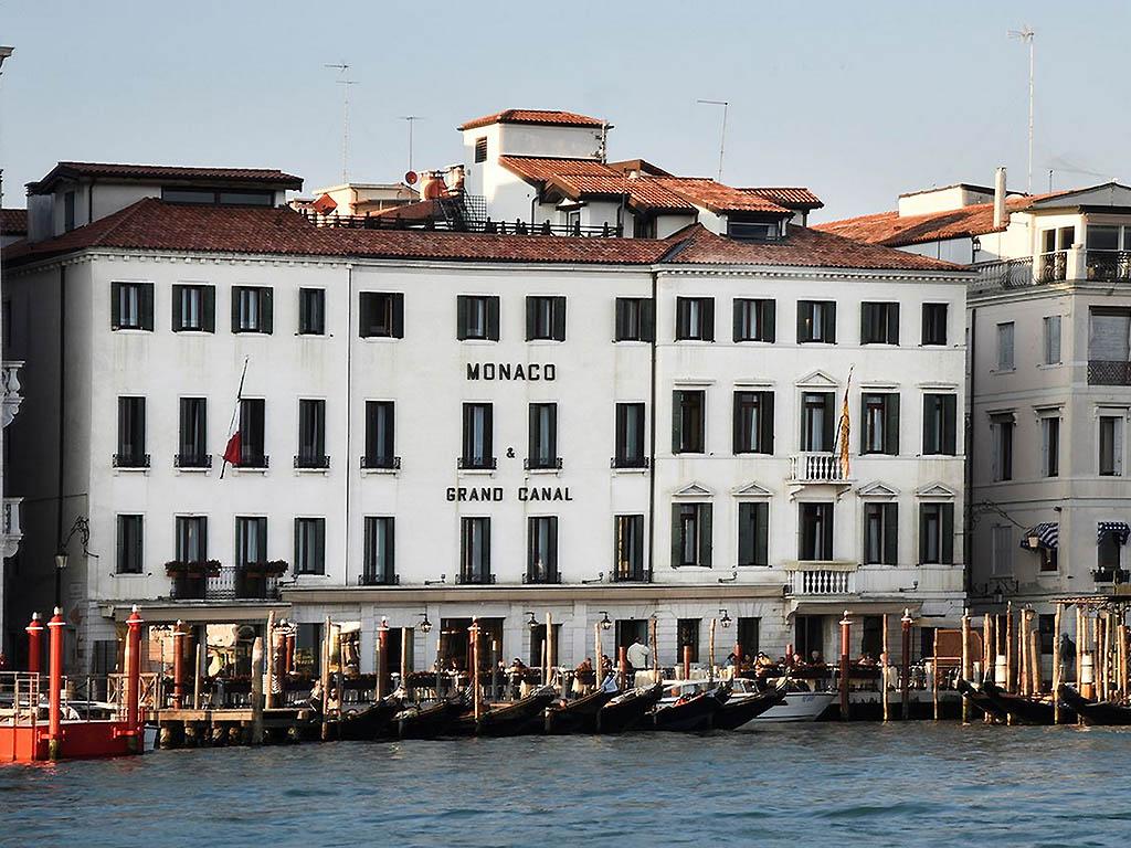 Hotel Monaco And Grand Canal Venice