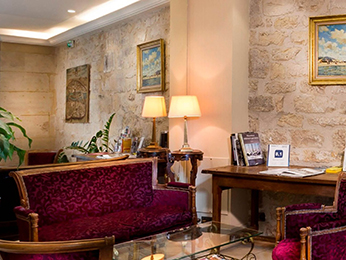 Hotel Cujas Pantheon