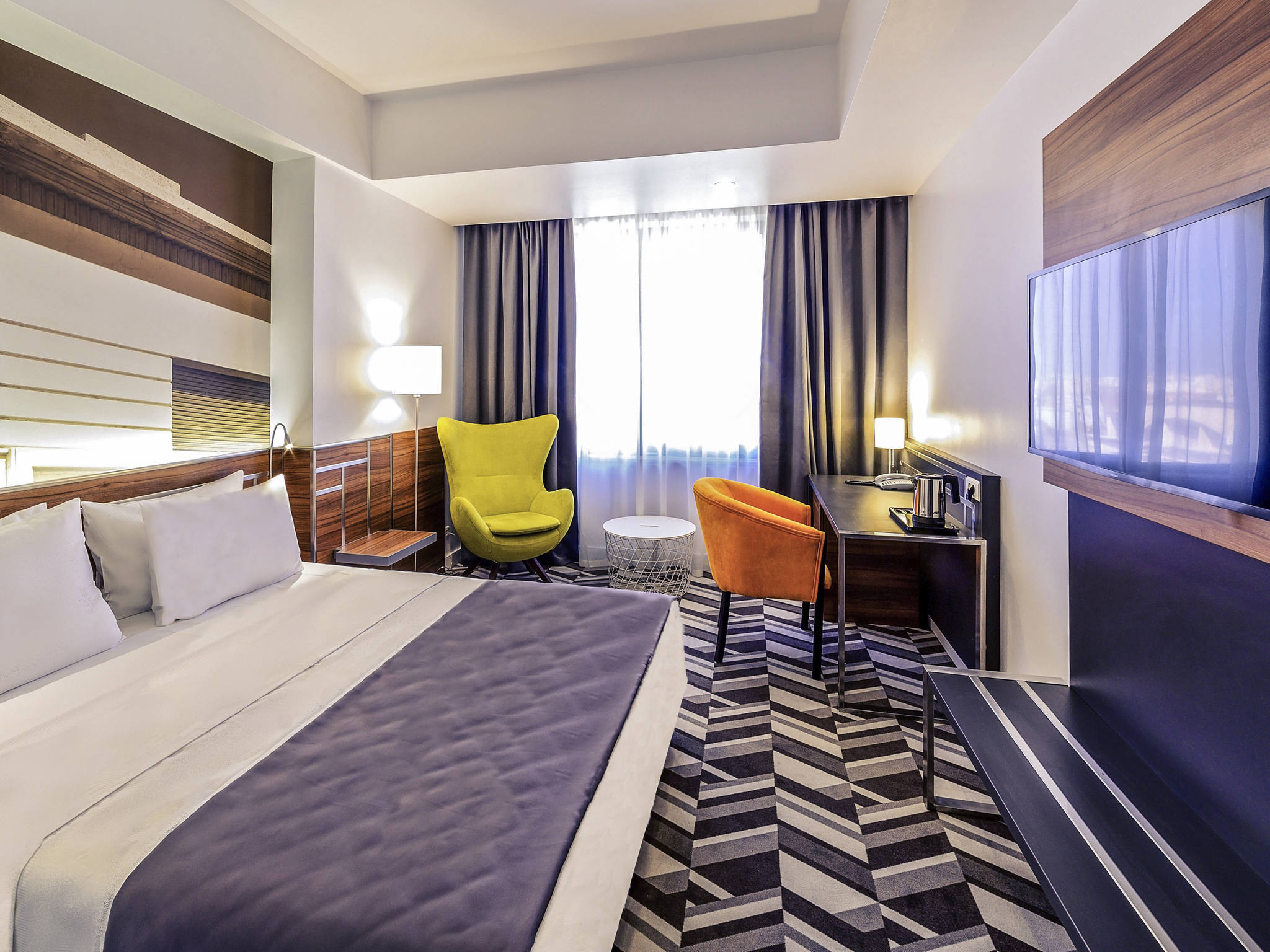 فندق - Mercure Bucharest Unirii