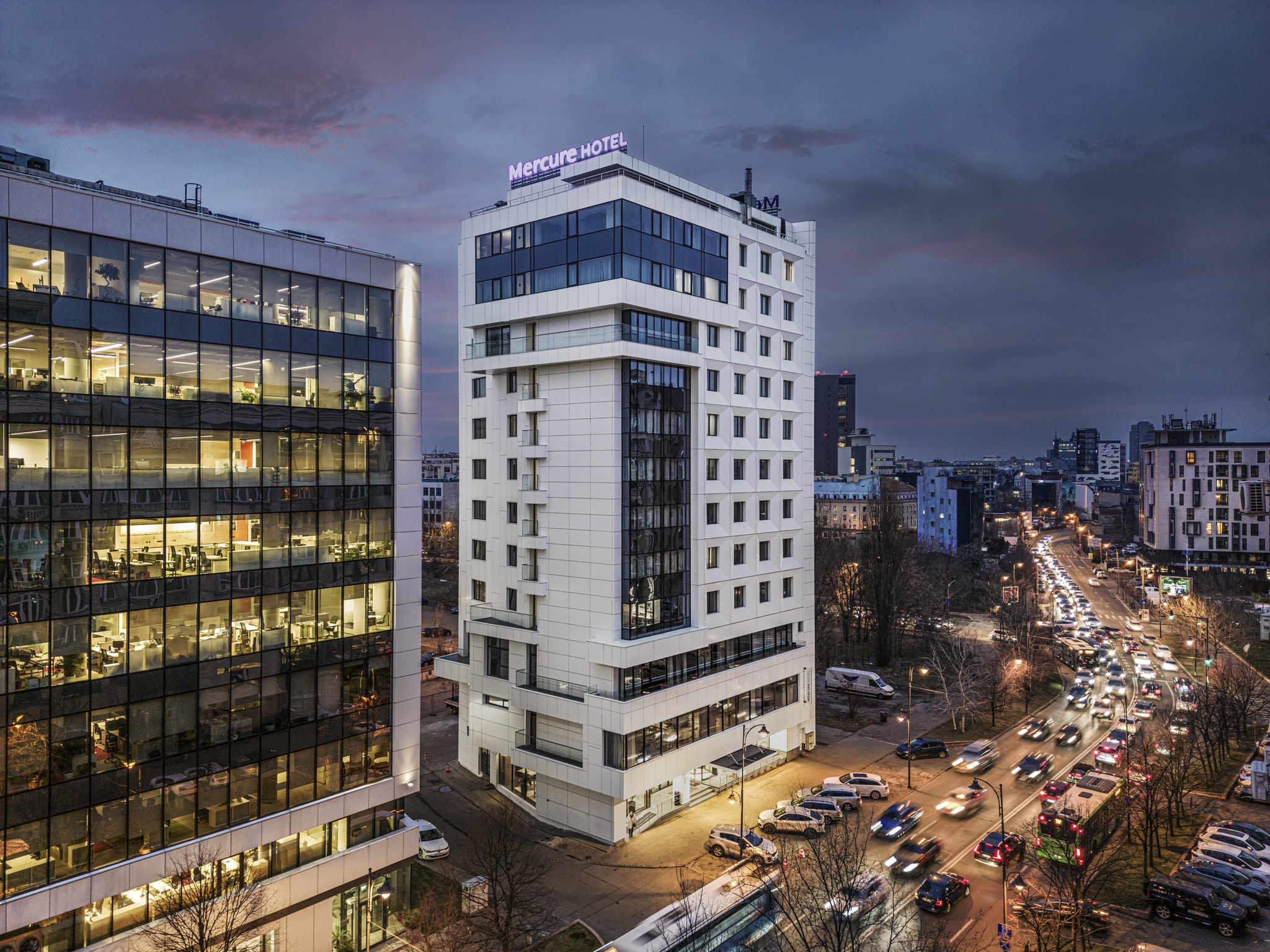 Hotell – Mercure Bucharest Unirii