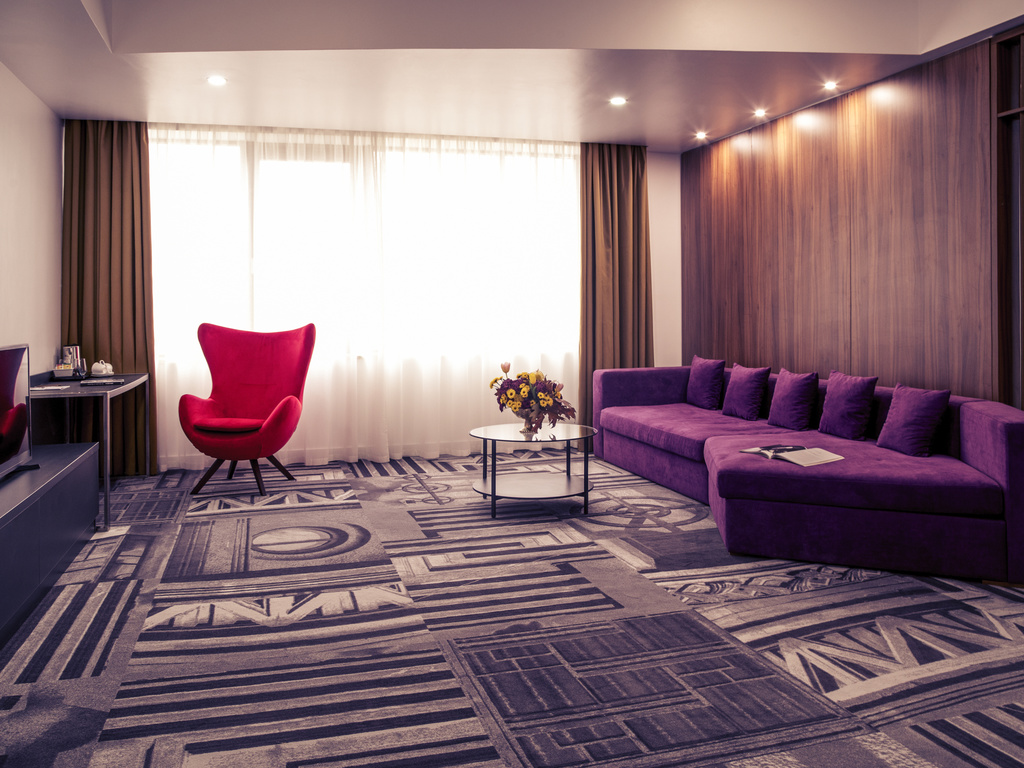 Hotel in Bucharest - Mercure Bucharest Unirii - AccorHotels
