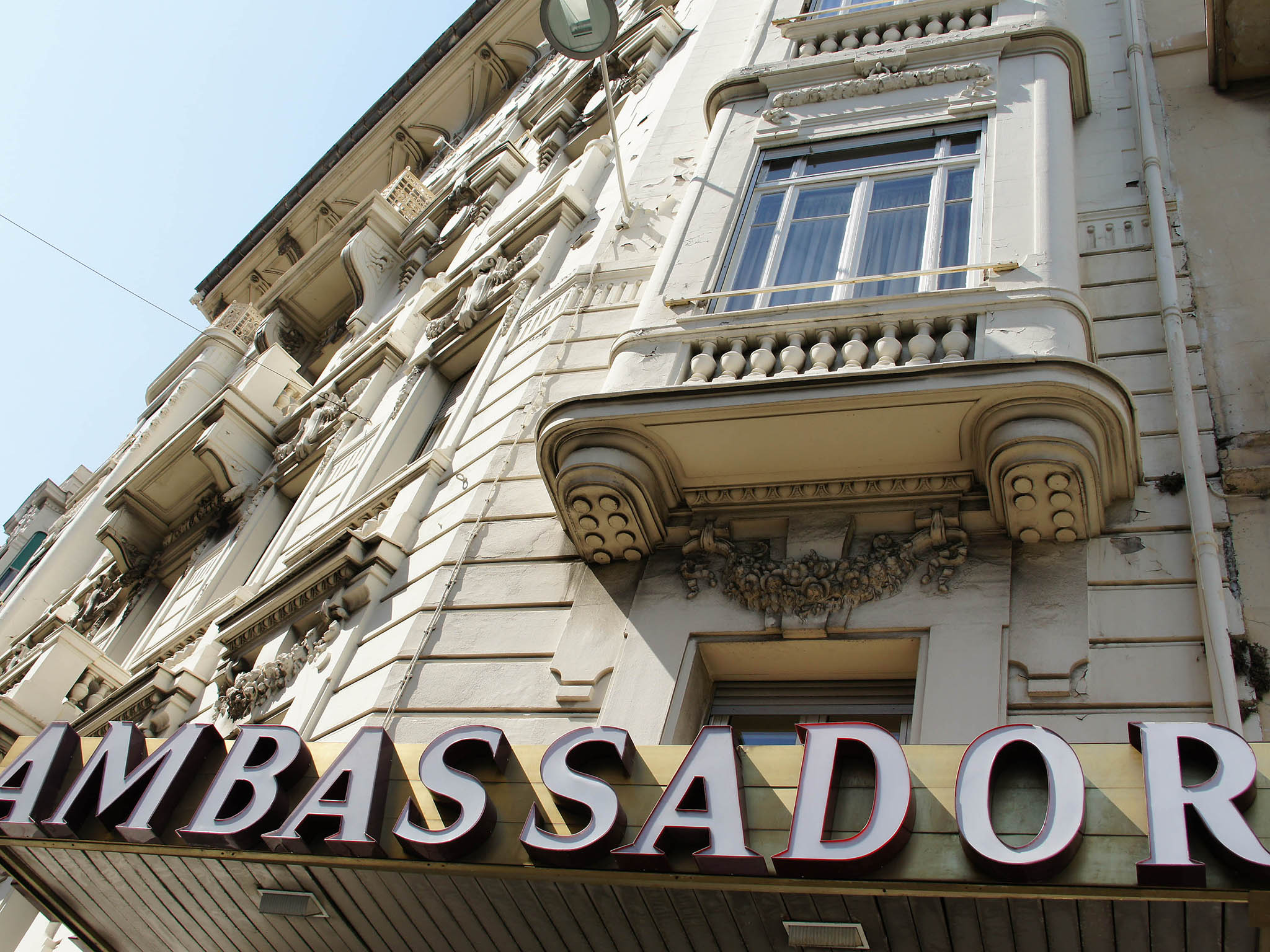 Hotel in nice hotel ambassador for Hotel ambassador
