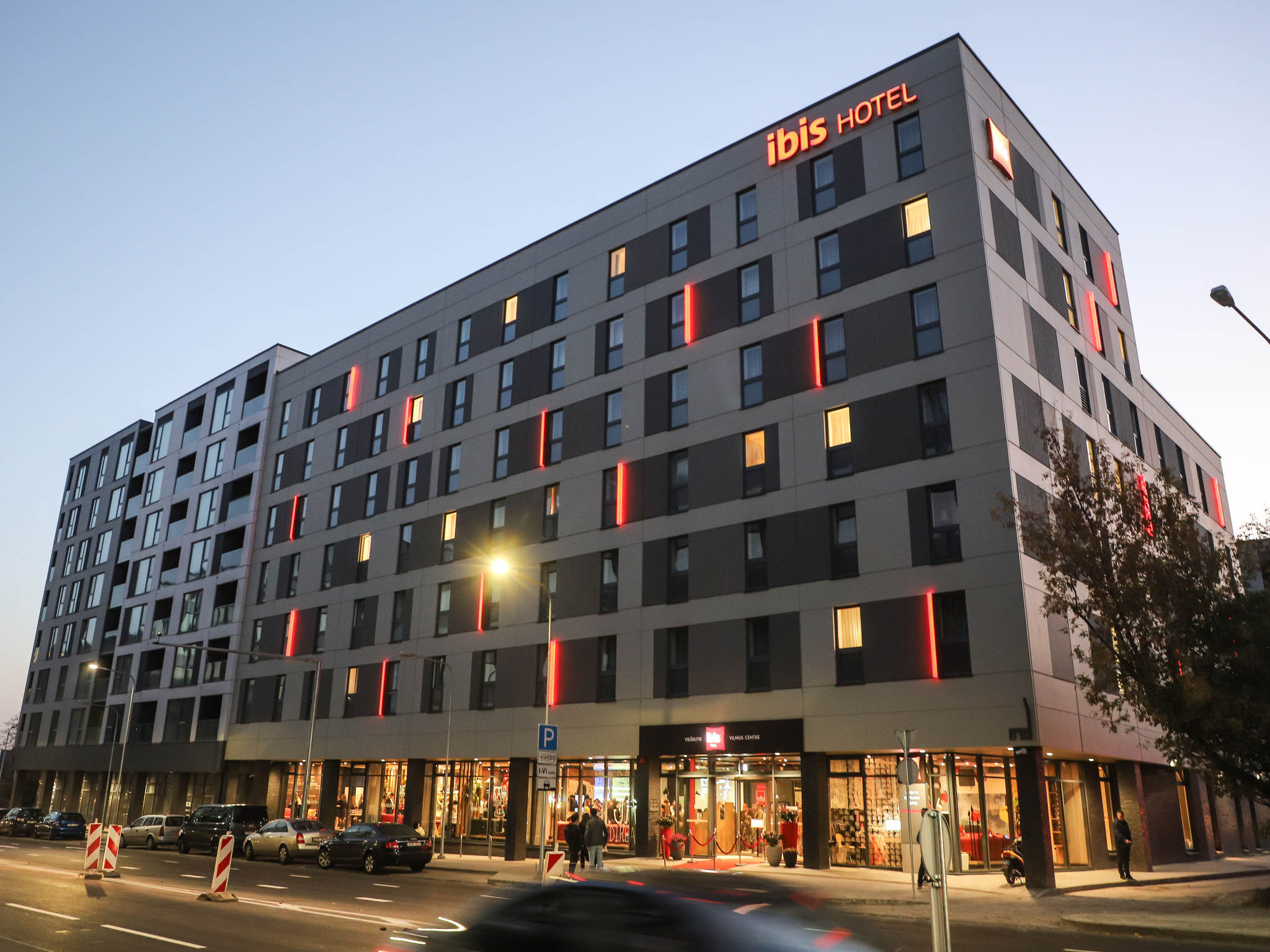 Hotel – ibis Vilnius Centre (apertura agosto 2018)