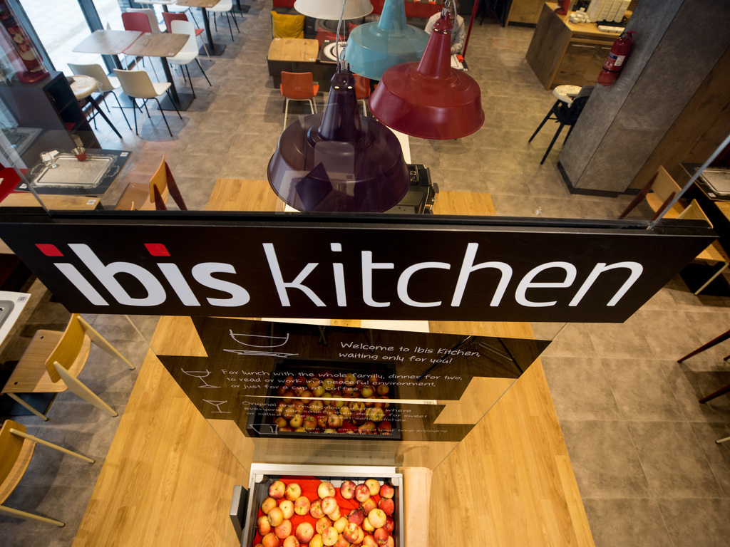 restaurant IBIS KITCHEN