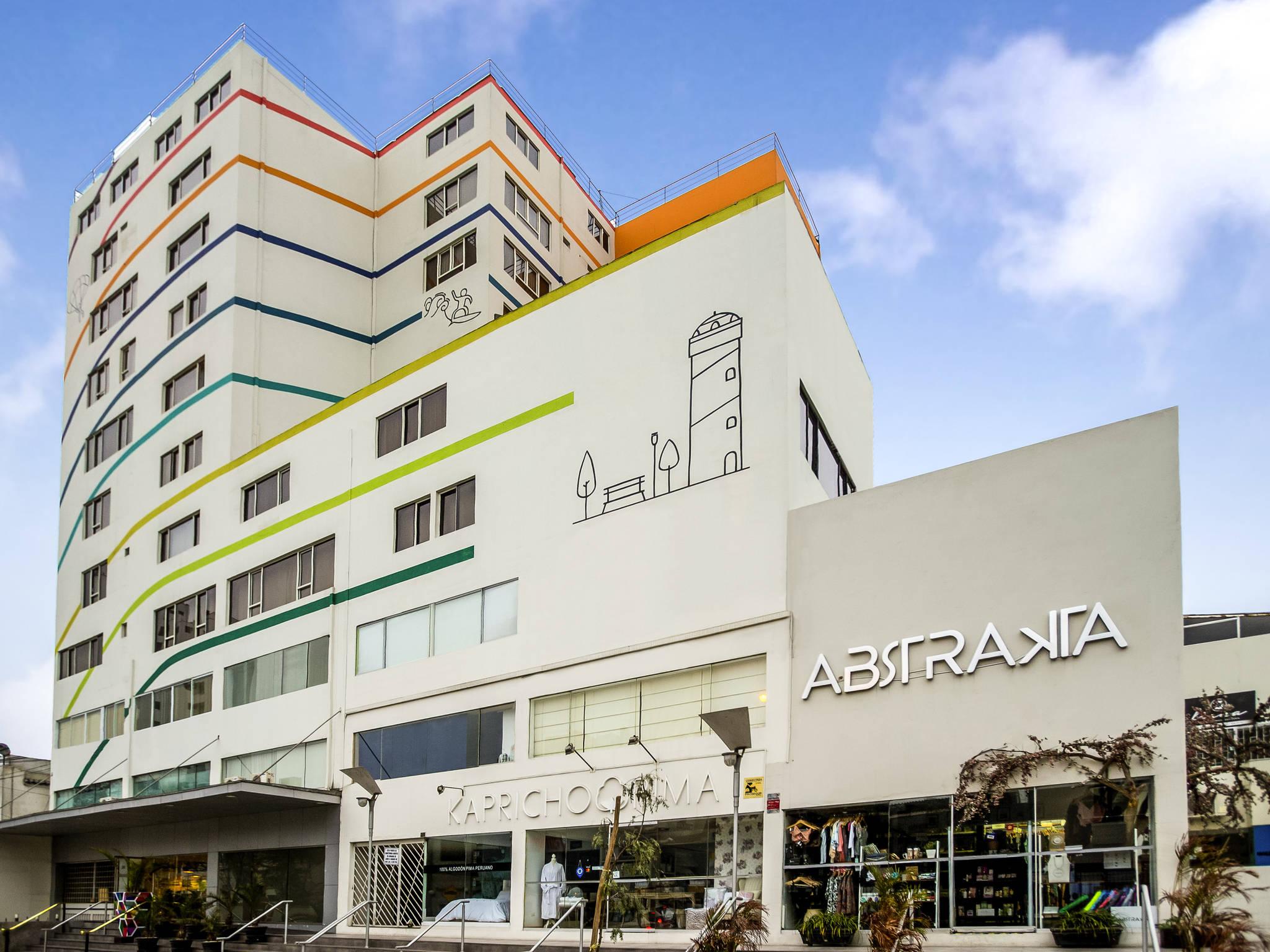 โรงแรม – ibis Styles Lima Conquistadores