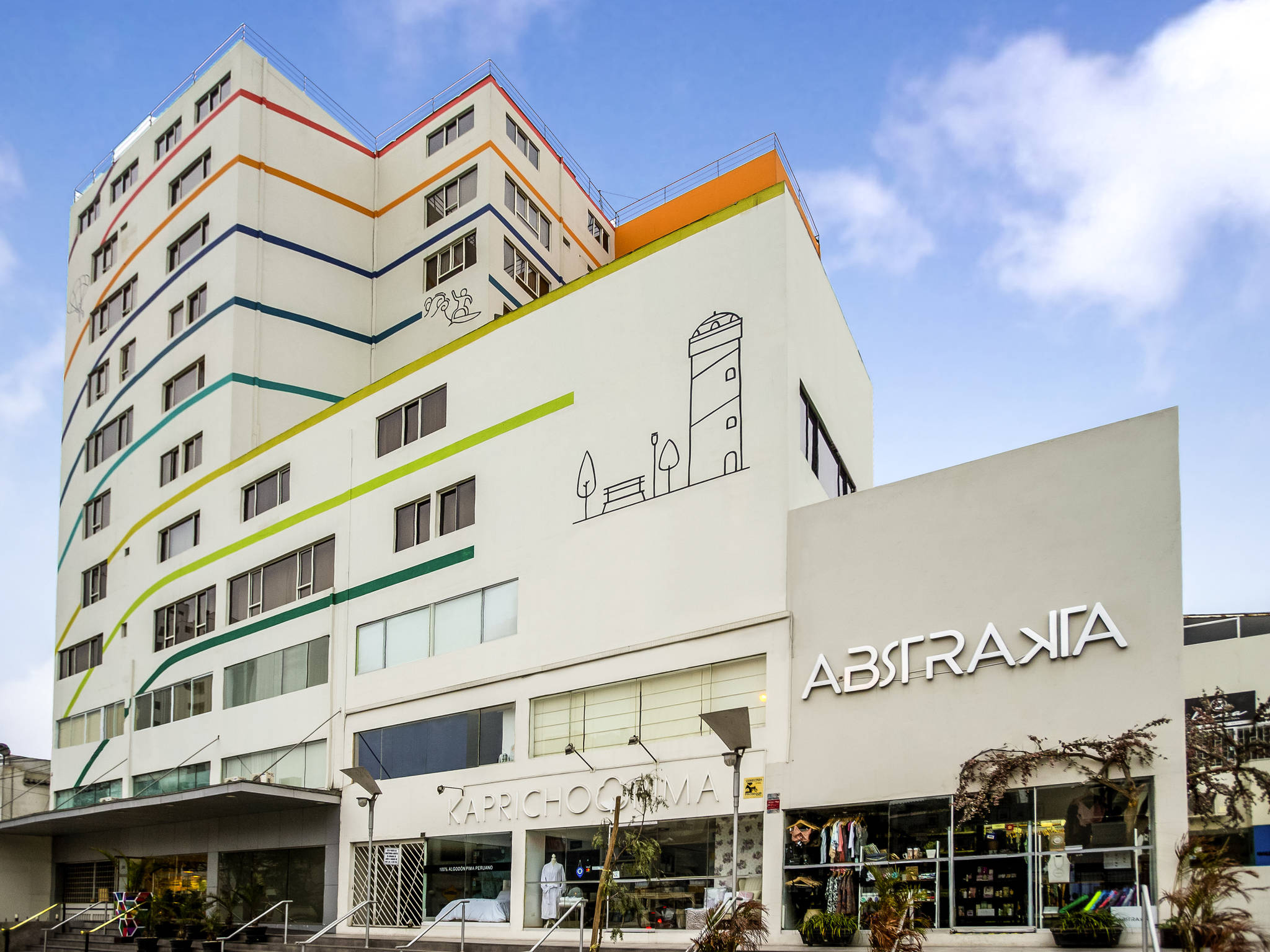 Hotell – ibis Styles Lima Conquistadores