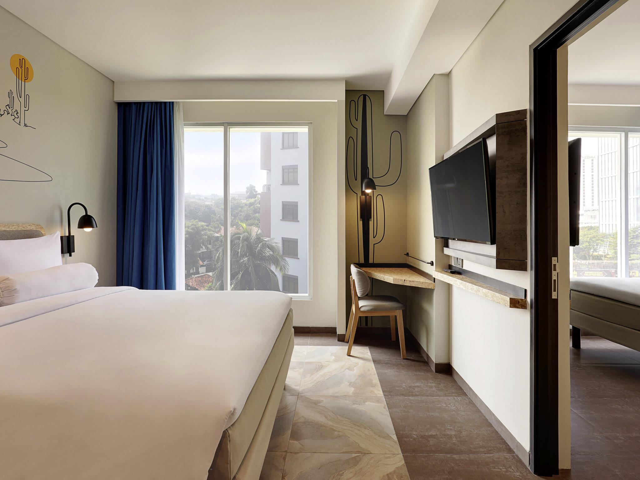 Hotel in jakarta - ibis Styles Jakarta Simatupang