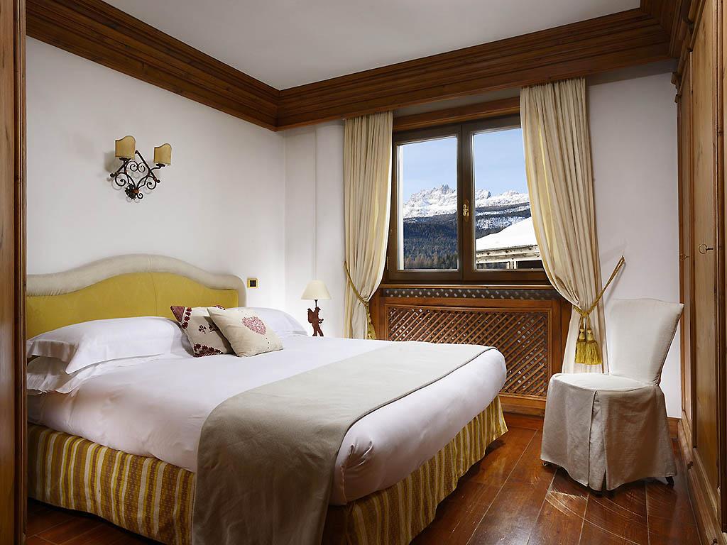 Hotel in CORTINA D AMPEZZO BL Faloria Mountain Spa Resort #3C2210