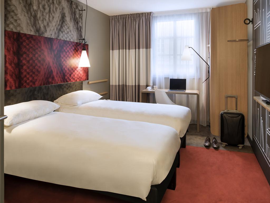 Hôtel à SAINT GERMAIN EN LAYE - ibis Saint-Germain-en-Laye Centre