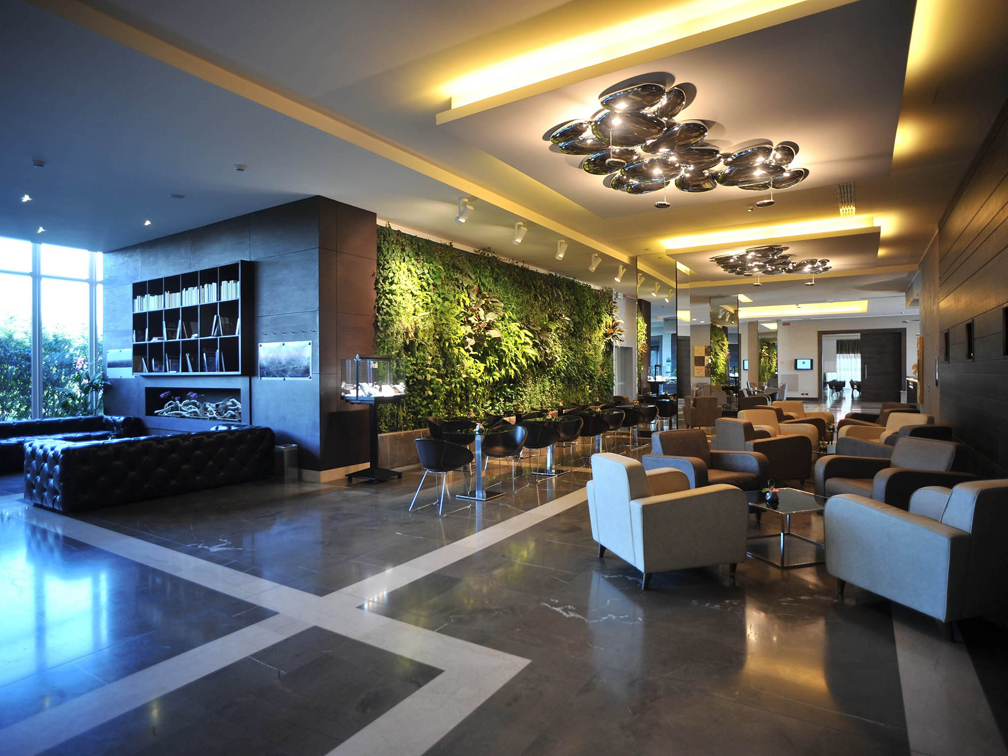 Hotel in milan klima hotel milano fiere for Hotel a milano