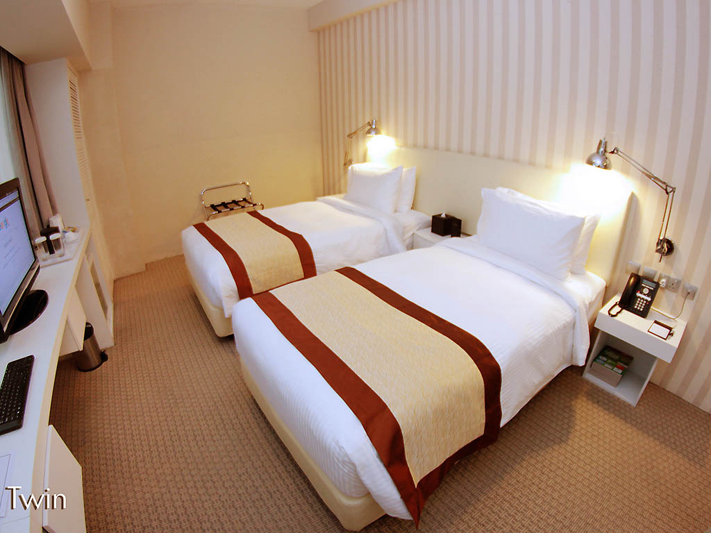 superior rooms are newly refurbished with beautiful colorful decors  #351A10