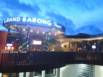 Grand Barong Resort Hotel
