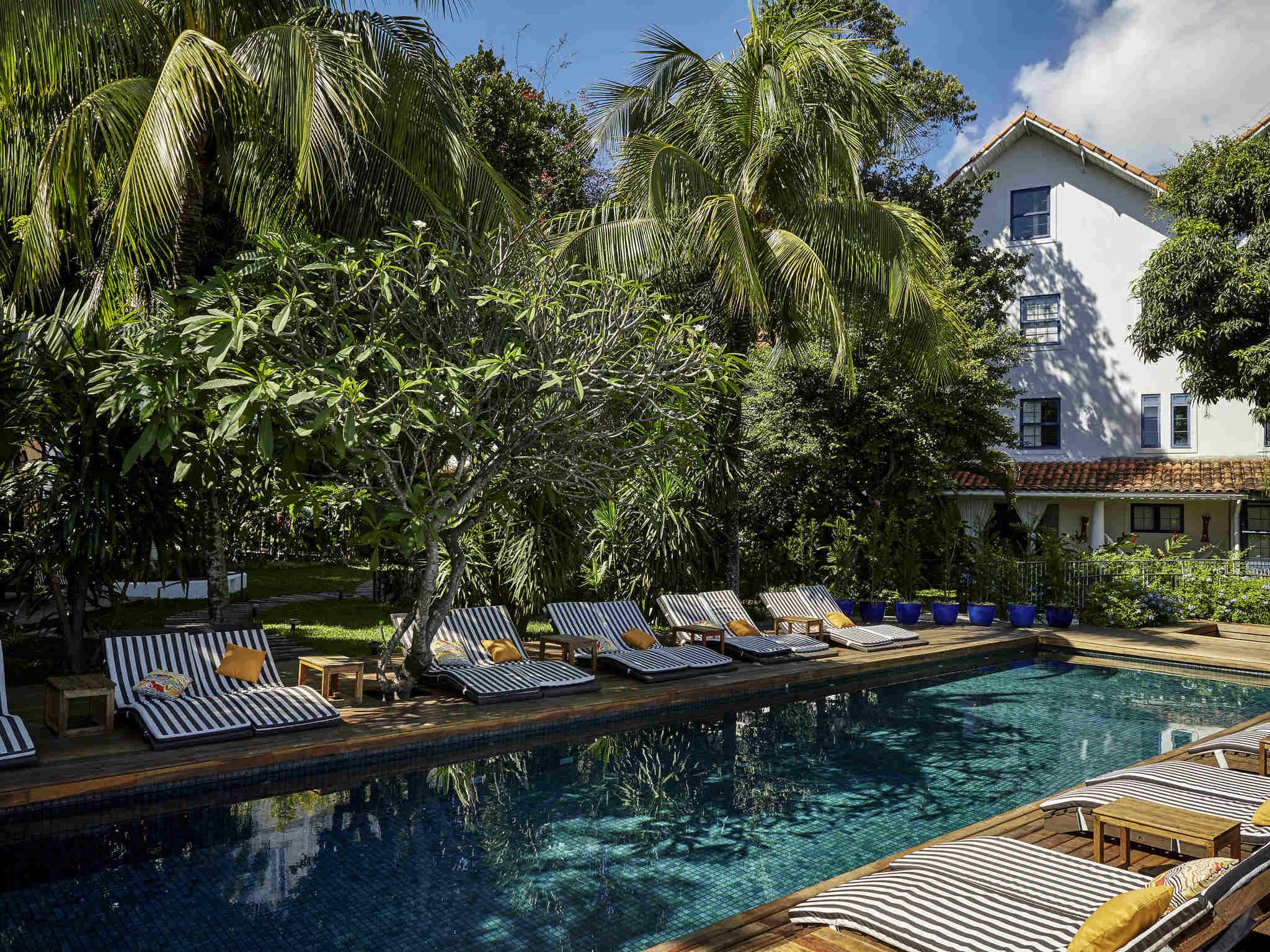 فندق - Santa Teresa Hotel RJ - MGallery by Sofitel