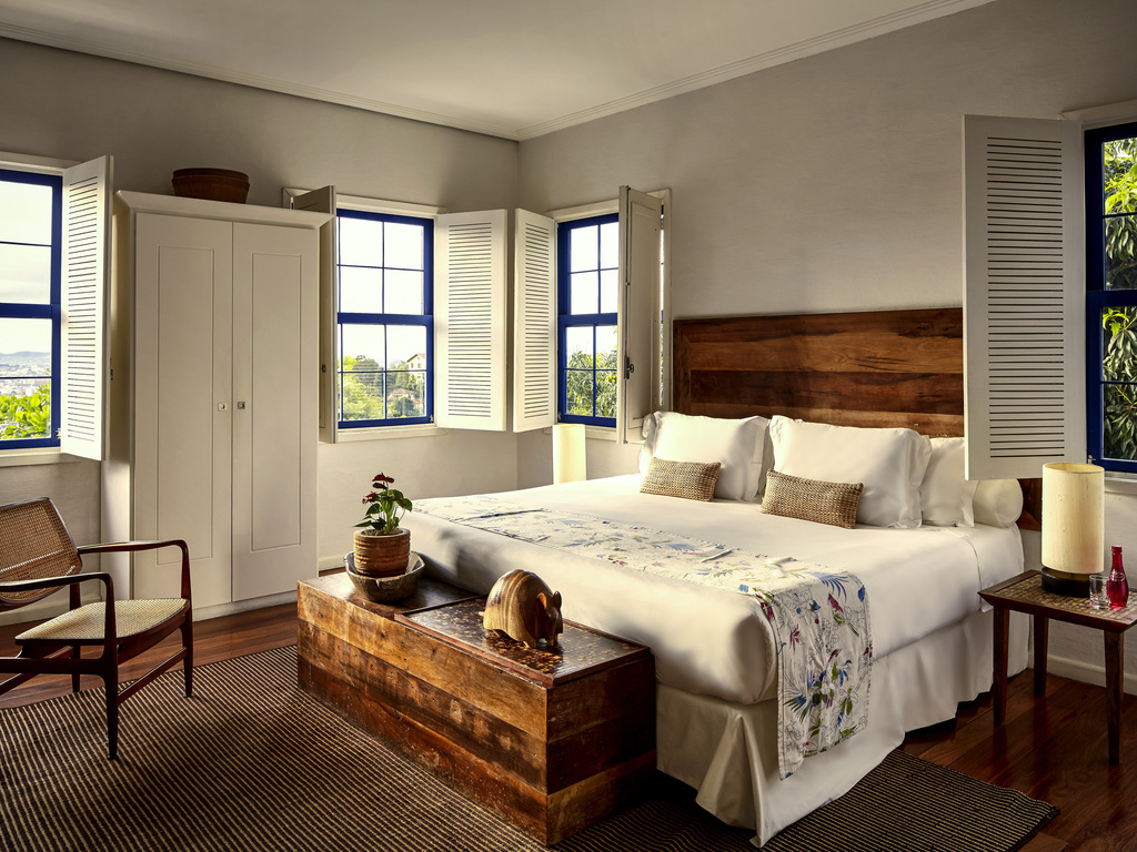Hotel di Lusso a RIO DE JANEIRO – Santa Teresa Hotel RJ - MGallery ...